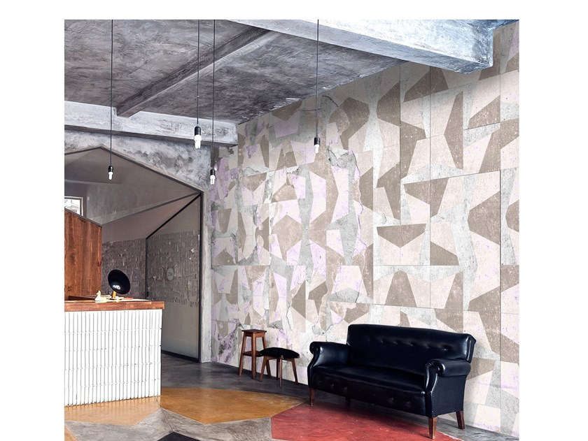 Wall tiles / wallpaper ENTROPY by Officinarkitettura®