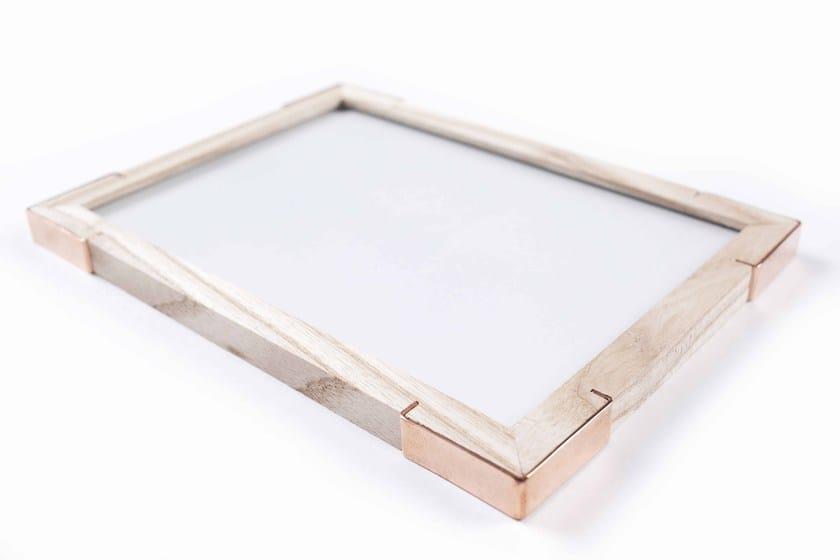 Ash frame EPAULETTE by Vij5