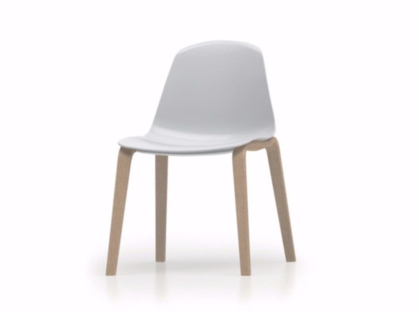 Polypropylene chair EPOCA | Chair by Luxy
