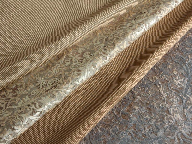 Striped jacquard fabric EPOCA MILLERIGHE by l'Opificio