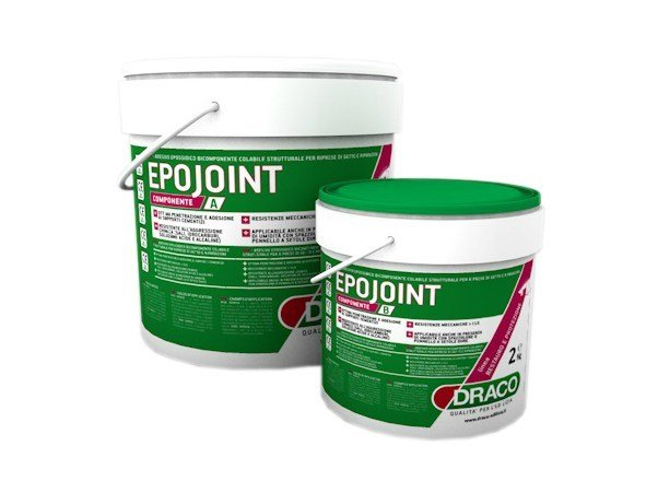 Flooring grout EPOJOINT by DRACO ITALIANA