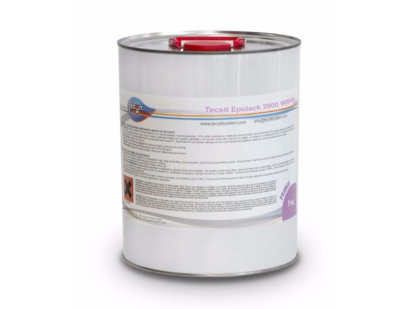 Trattamento dei metalli TECSIT EPOLACK 2900 WB by Tecsit System