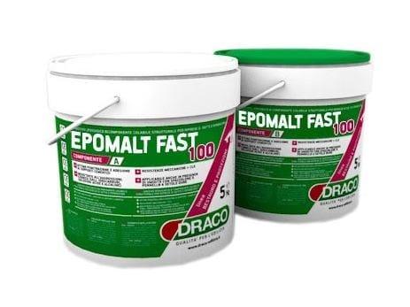 Flooring protection EPOMALT FAST 100 by DRACO ITALIANA