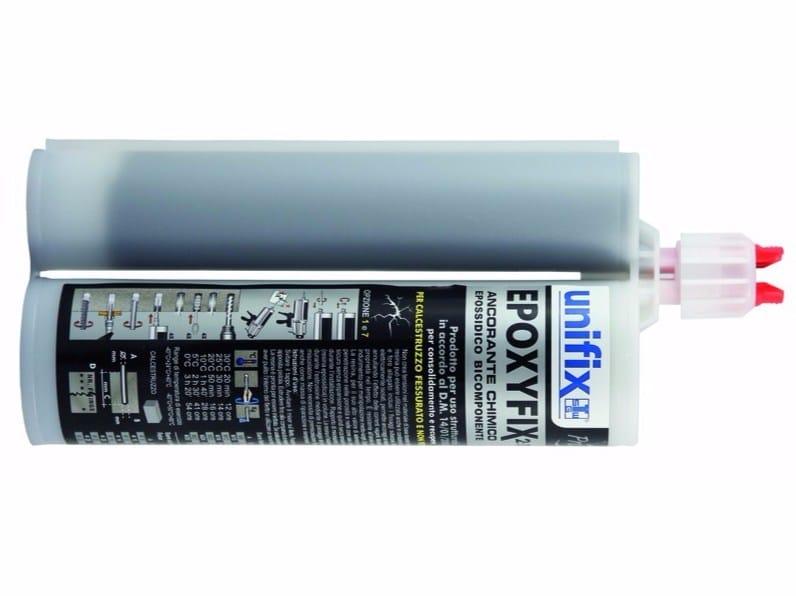 Chemical anchor EPOXYFIX 400ML by Unifix SWG