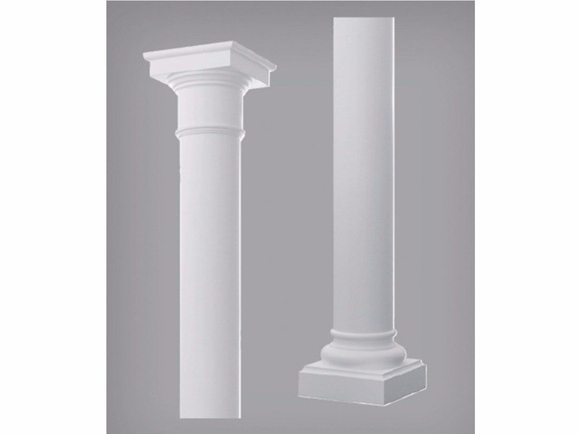Colonna decorativa in polistirolo colonna decorativa in for Colonne in polistirolo prezzi