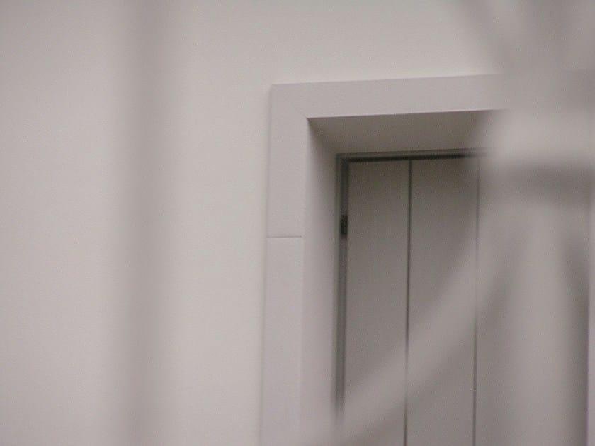 CORNICE PREFABBRICATA | Cornice per facciata in EPS CORNICE FINESTRA
