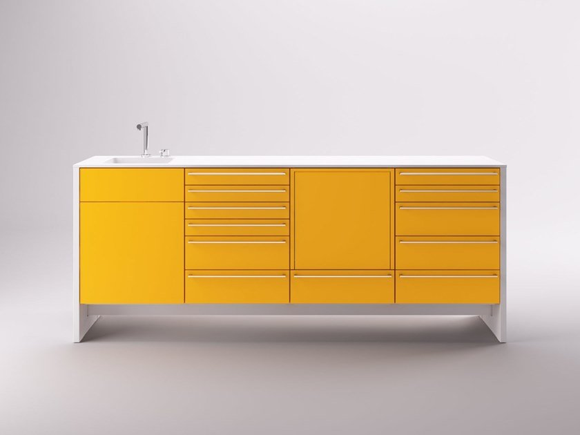Dental clinic cabinet EPTA by Dental Art
