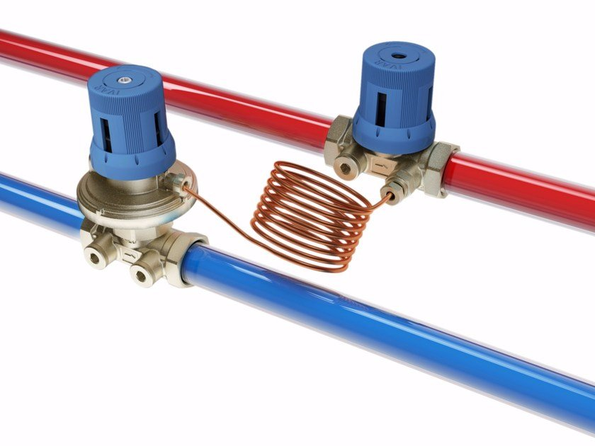 Pipes for heating system EQUIFLUID by IVAR