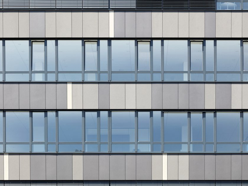 Fiber cement Panel for facade / Ventilated facade EQUITONE [materia] by CREATON ITALIA