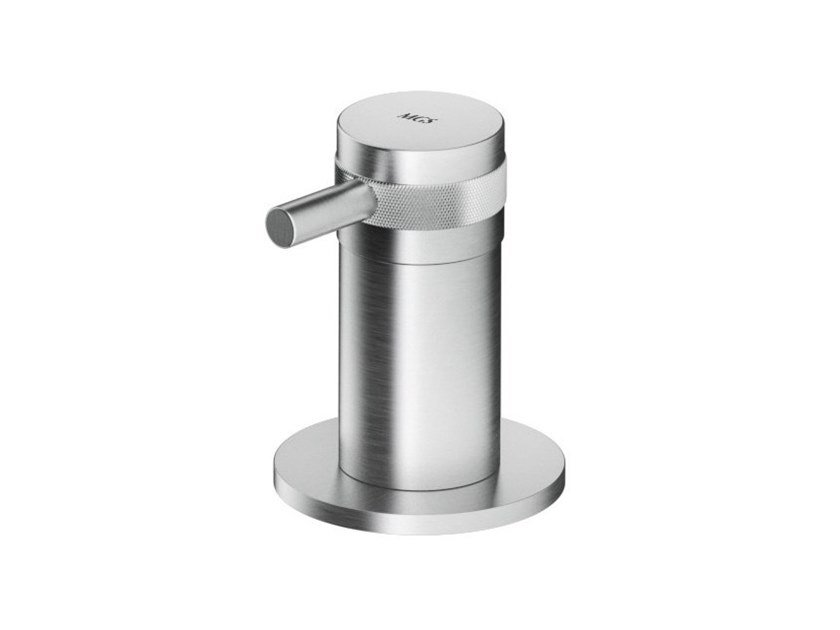 Countertop stainless steel washbasin mixer ER292 | Washbasin mixer by MGS