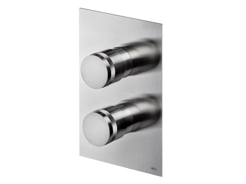Stainless steel diverter / remote control tap ER439 / ER440 / ER449 | Remote control tap by MGS