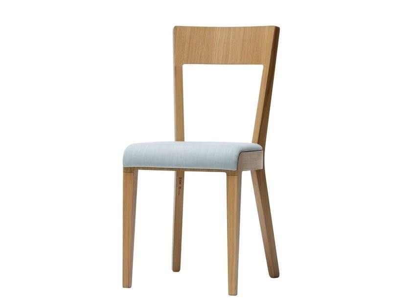 Fabric chair ERA | Fabric chair by TON