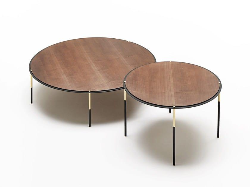 Tavolino rotondo in HPL ERA | Tavolino rotondo by Living Divani