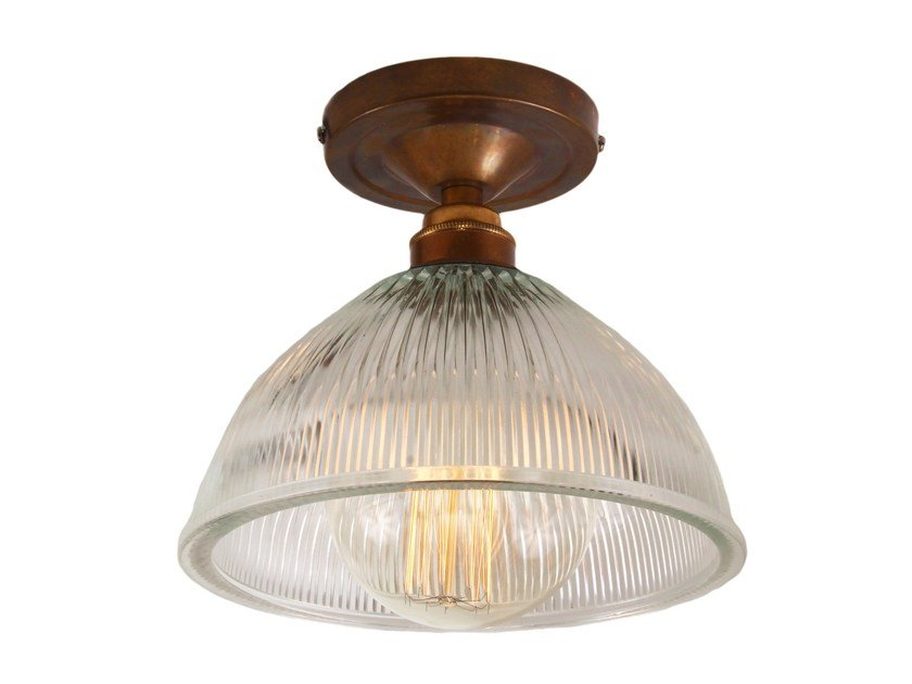 Schoolhouse ceiling light fitting by mullan lighting