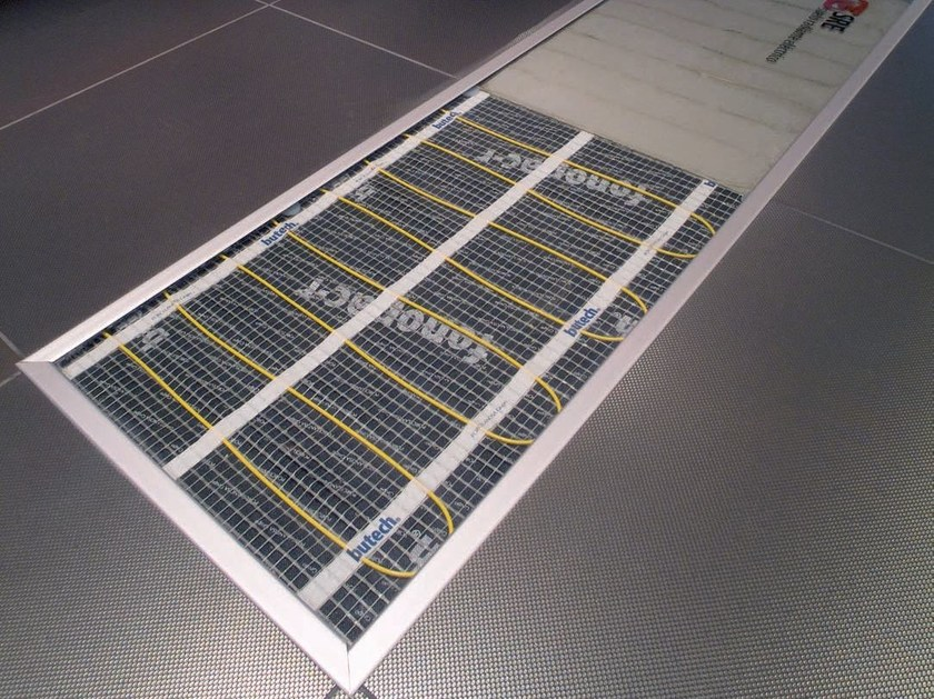Radiant floor panel ERFH by Butech