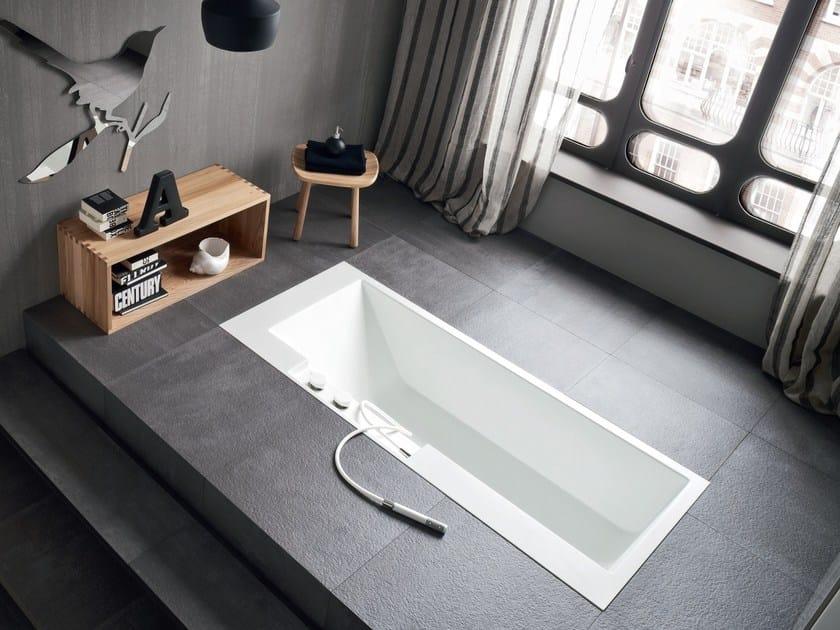 Ergo nomic vasca da bagno da incasso by rexa design design