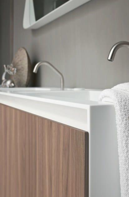 Ergo nomic doppel waschtischunterschrank by rexa design for Design waschtischunterschrank