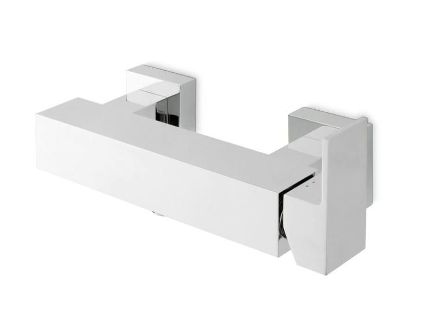 Single handle shower mixer ERGO OPEN | Single handle shower mixer by newform