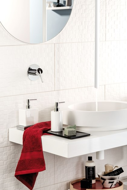 Ceiling-mounted sink spout ERGO | Sink spout by newform