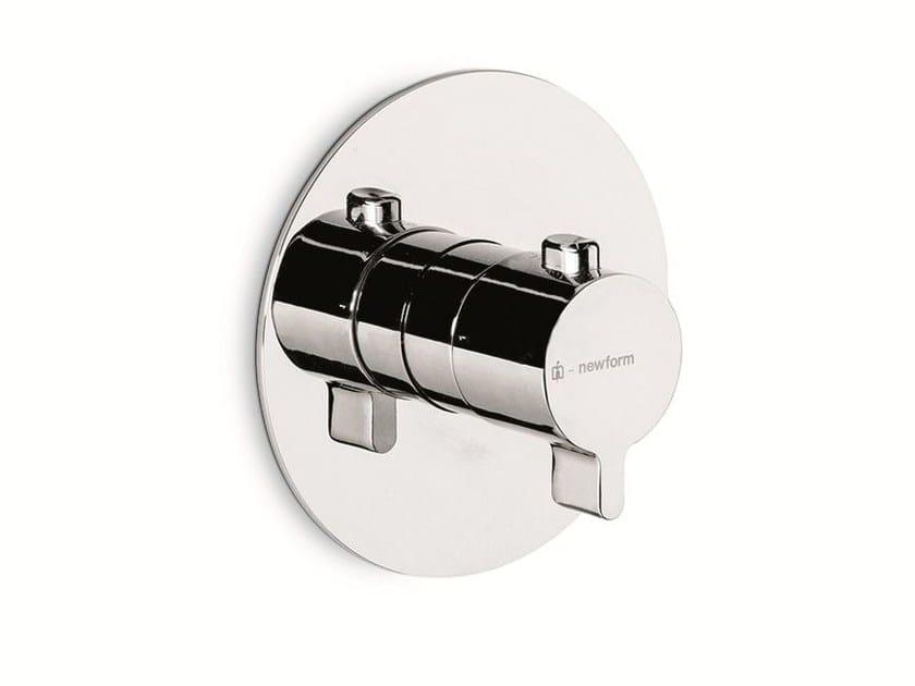 Thermostatic thermostatic shower mixer ERGO | Thermostatic shower mixer by newform