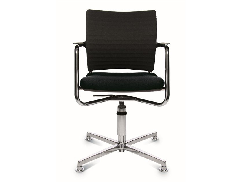 Swivel height-adjustable chair ERGOMEDIC 110-3 3D by WAGNER