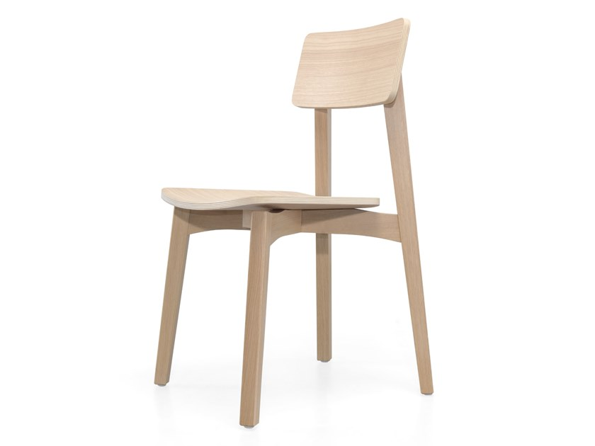 Wooden chair ERICEIRA by Wewood