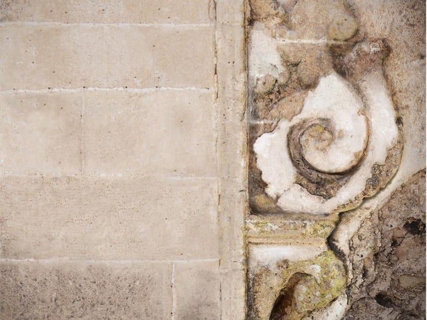 Waterproof wallpaper ESCALE EN SICILE by Elisabeth Leroy Collections