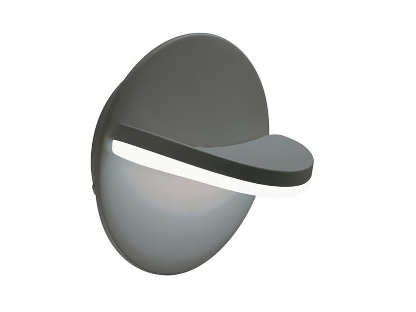 Applique per esterno a LED in alluminio pressofuso ESCORT by SOVIL