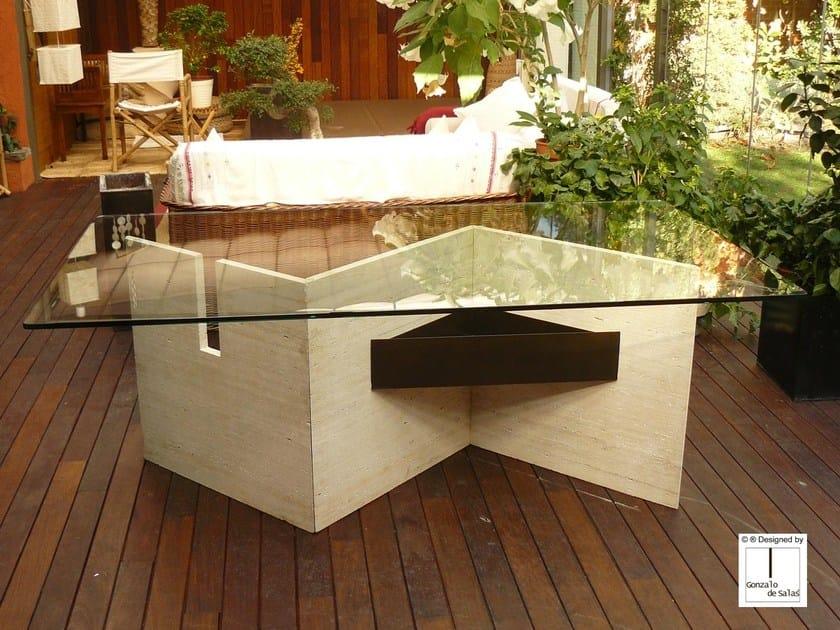 Rectangular Garden Table ESE | Table By Gonzalo De Salas Photo