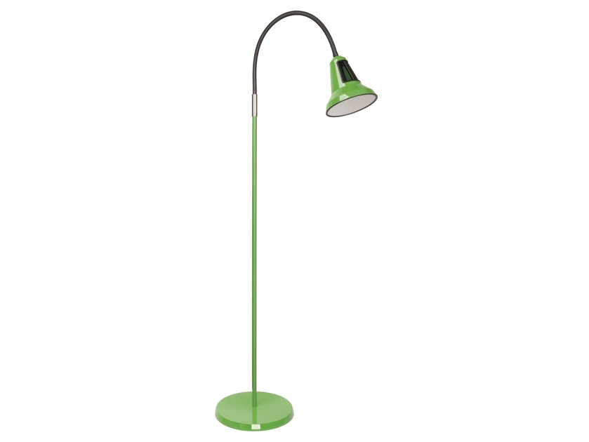 Direct light aluminium floor lamp ESSE | Floor lamp by Quicklighting