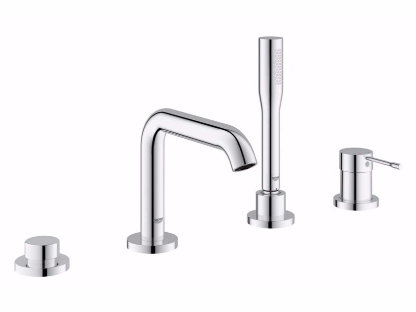 Set vasca a 4 fori con doccetta ESSENCE NEW 19578_ | Set vasca by Grohe