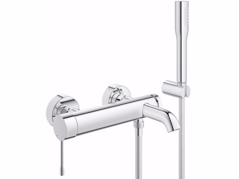 ESSENCE NEW | Bathtub mixer with hand shower By Grohe