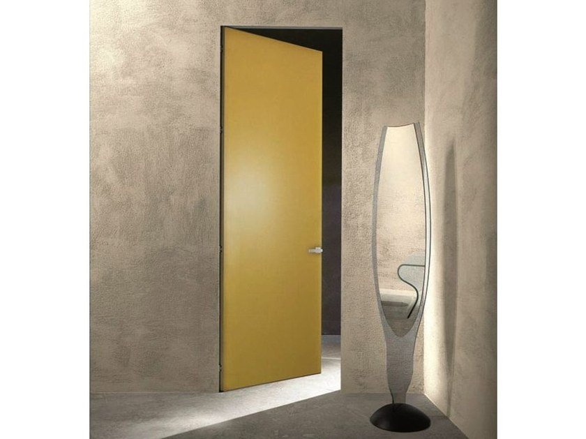 Fire door ESSENTIAL swinging door REI by Scrigno