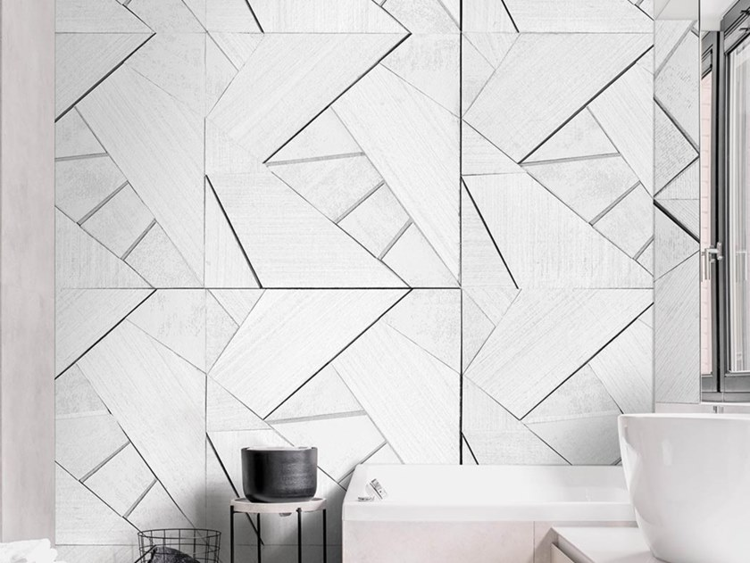 Modern wallpaper, eco-friendly, PVC free and washable ESSENTIAL by Wallpepper Group