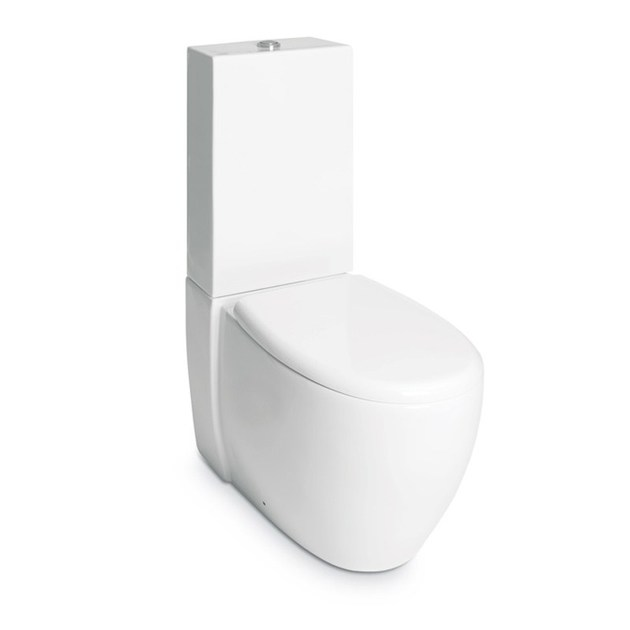 Close coupled toilet ESSENZA   Close coupled toilet by newform