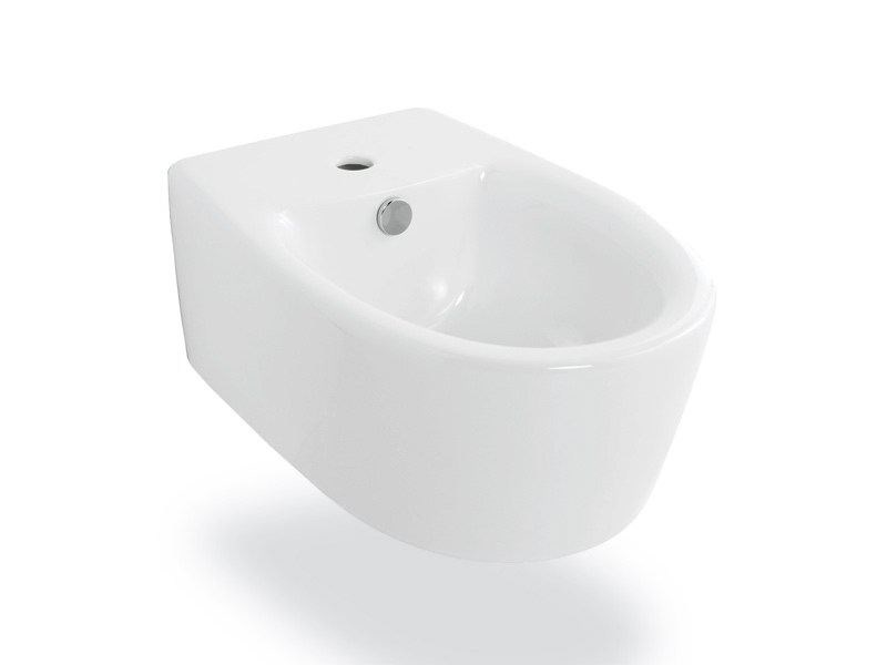 Wall-hung bidet ESSENZA | Wall-hung bidet by newform
