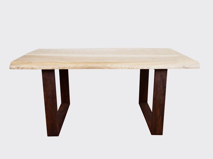 Cypress table / writing desk ESSENZA by IWoods