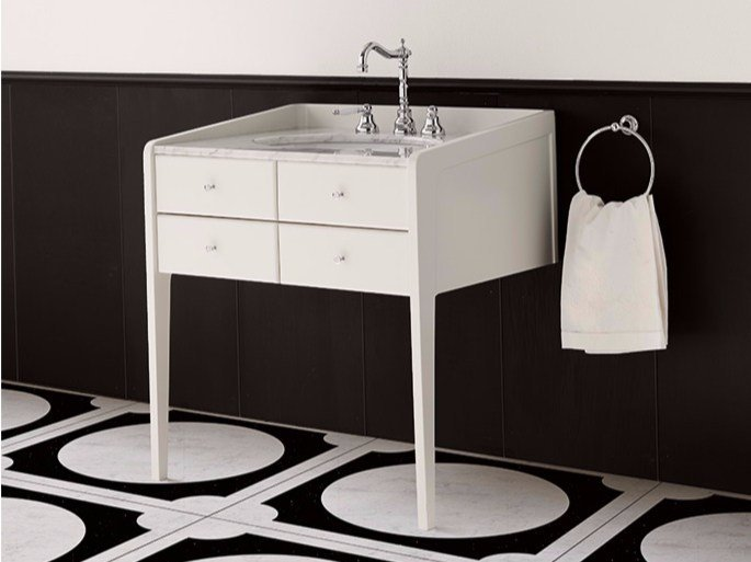 Mobile lavabo con cassetti ESTHER by BATH&BATH