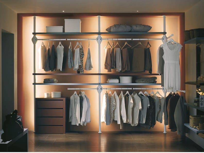 Kleiderschrank aus Stoff ET VOILA\' TREE By Lago Design Daniele Lago