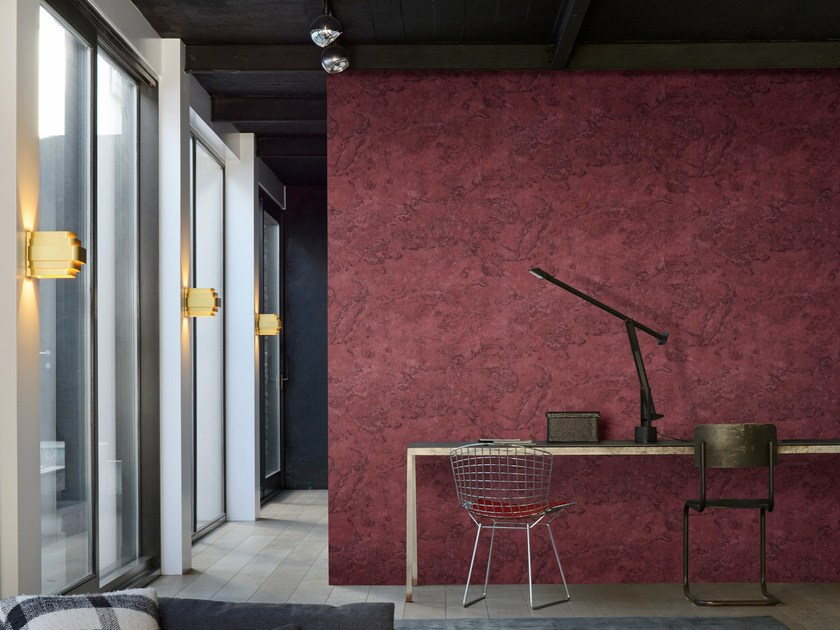 Nonwoven wallpaper with marble effect ETERNITY MARBLE by Omexco