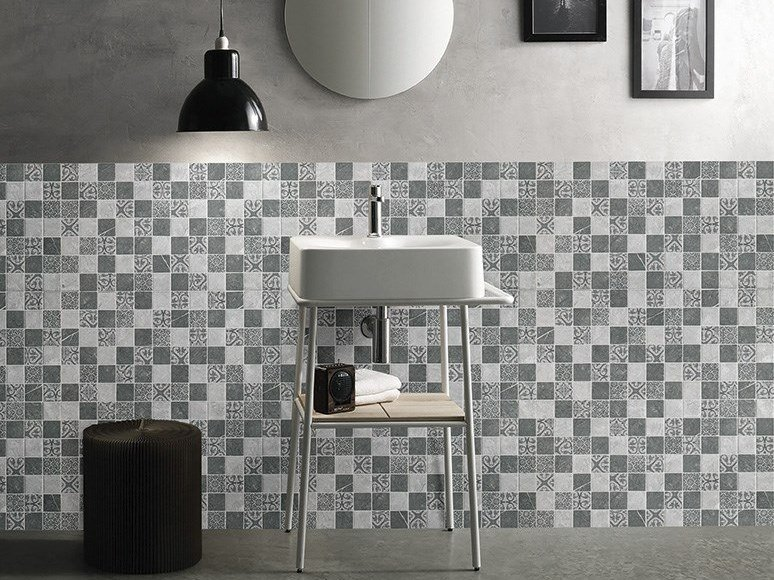 Glass mosaic ETHNIC by BOXER