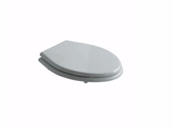 Toilet seat ETHOS | Toilet seat by GALASSIA