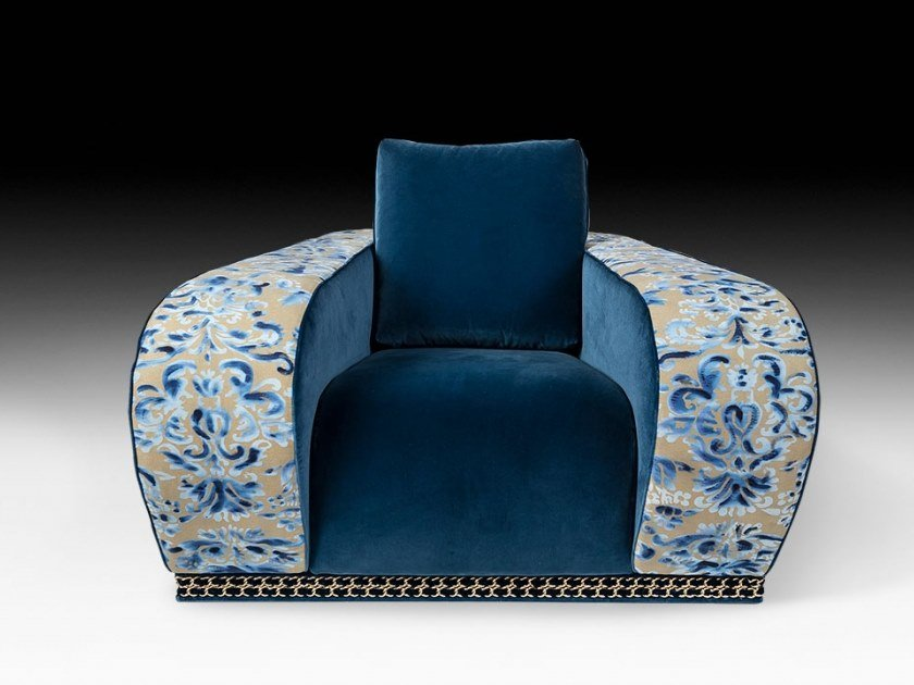 Armchair with armrests ETICALIVING FIRENZE by VGnewtrend