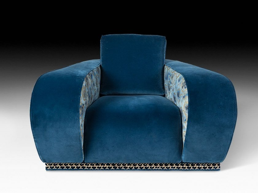 Armchair with armrests ETICALIVING NAPOLI by VGnewtrend