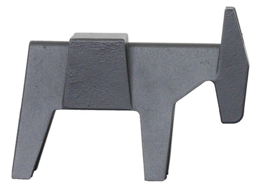 Cast iron decorative object ETTORE by Magis