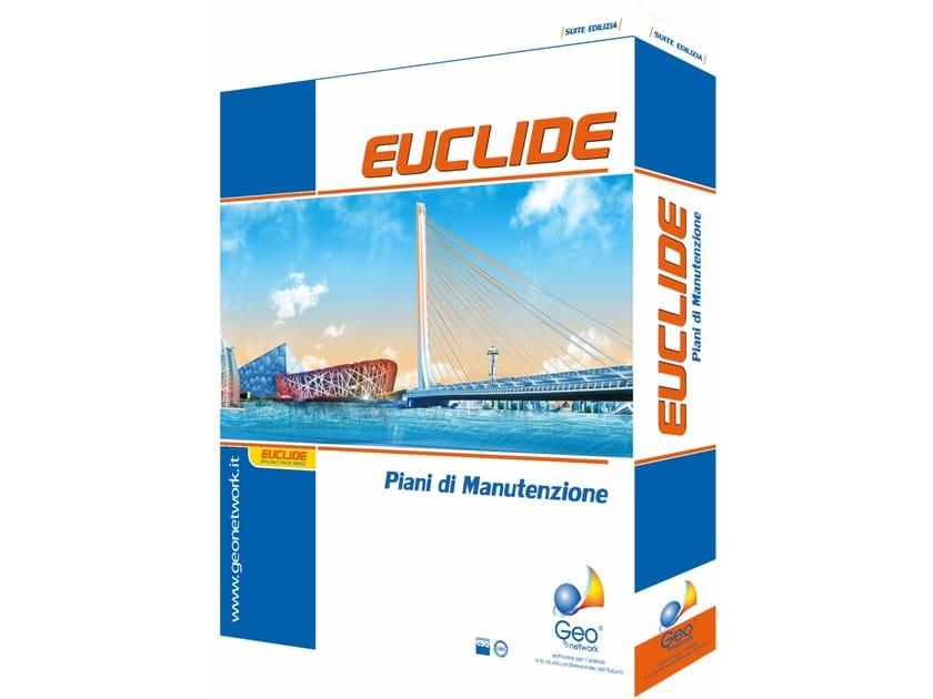 Works maintenance plan EUCLIDE PIANI DI MANUTENZIONE by GEO NETWORK