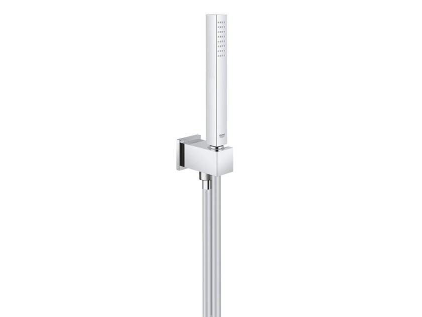 Wall-mounted handshower with hose EUPHORIA CUBE STICK | Handshower with hose by Grohe