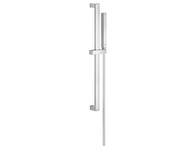 Shower wallbar with hand shower with hose EUPHORIA CUBE | Shower wallbar with hand shower by Grohe