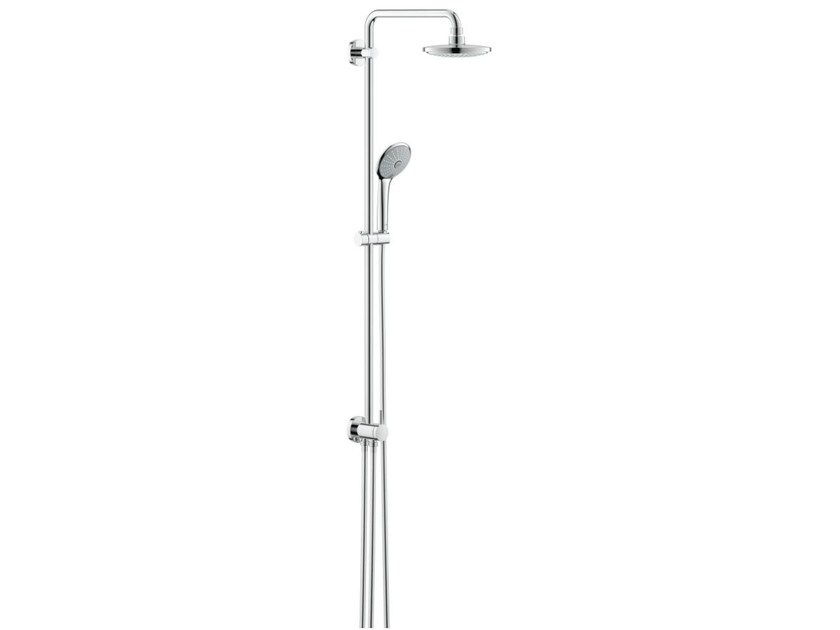 EUPHORIA SYSTEM 180 | Shower panel with diverter By Grohe