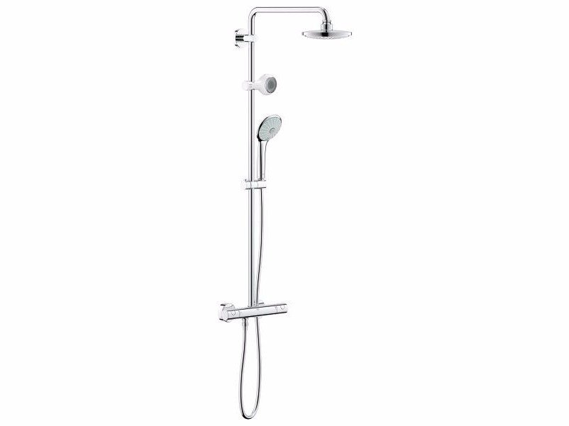 EUPHORIA SYSTEM 180   Thermostatic shower panel By Grohe